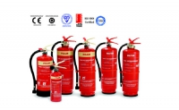 BS EN3 Water & Foam Type Fire Extinguisher
