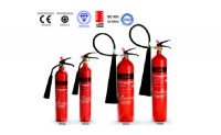 BS EN3 CO2 Type Fire Extinguisher