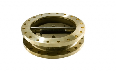 Check Valves (Wafer, Wafer Lugged & Double Flanged)