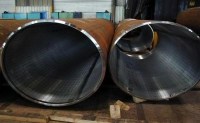 Clad Steel Pipe ( API 5LD Pipe )